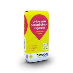 Weber 461P polisztirol ragasztó